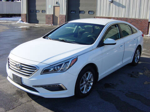 2015 Hyundai Sonata for sale at North South Motorcars in Seabrook NH
