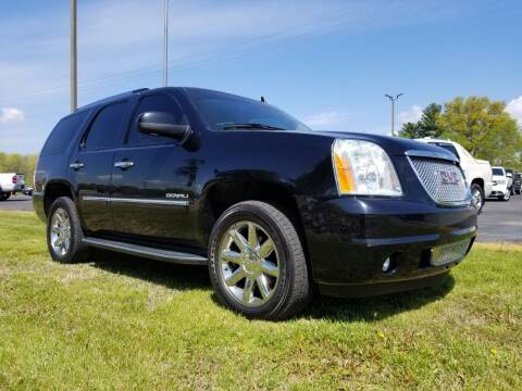 2013 GMC Yukon for sale at Ridgeway's Auto Sales in West Frankfort IL