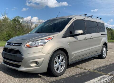 2014 Ford Transit Connect Wagon for sale at Crawley Motor Co in Parsons TN