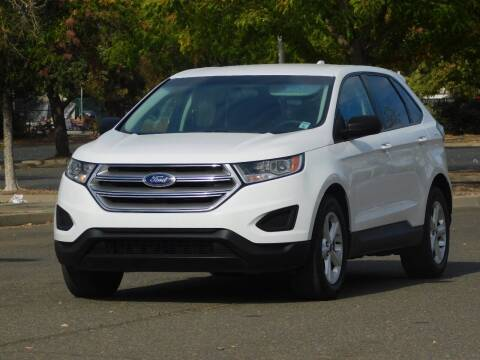 2015 Ford Edge for sale at General Auto Sales Corp in Sacramento CA