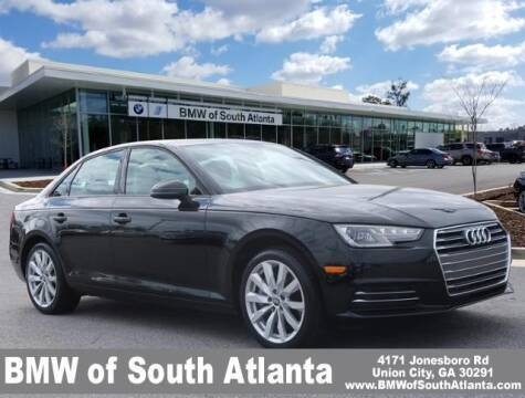 2017 Audi A4 for sale at Carol Benner @ BMW of South Atlanta in Union City GA
