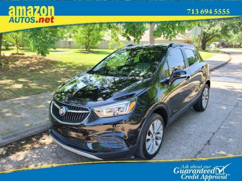 2019 Buick Encore for sale at Amazon Autos in Houston TX