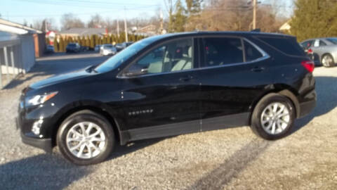 2019 Chevrolet Equinox for sale at MIKE'S CYCLE & AUTO - Mikes Cycle and Auto (Liberty) in Liberty IN