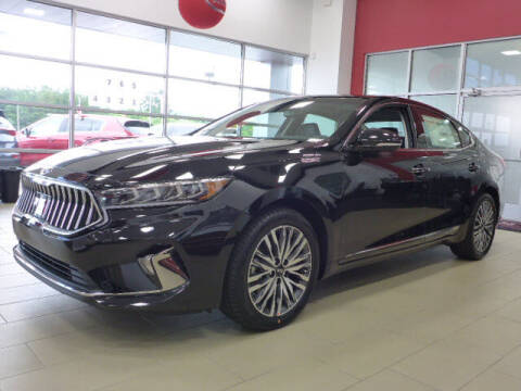 2020 Kia Cadenza for sale at RUSTY WALLACE KIA OF KNOXVILLE in Knoxville TN