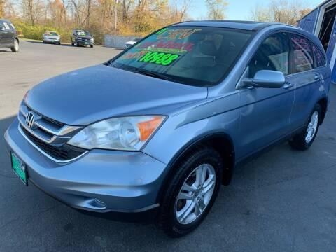 2011 Honda CR-V for sale at FREDDY'S BIG LOT in Delaware OH