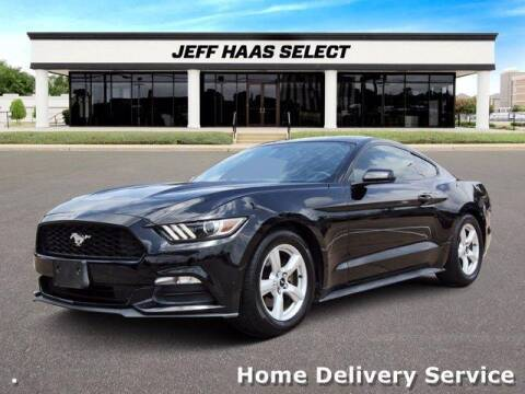 2016 Ford Mustang for sale at JEFF HAAS MAZDA in Houston TX