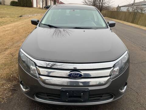 2011 Ford Fusion for sale at Luxury Cars Xchange in Lockport IL