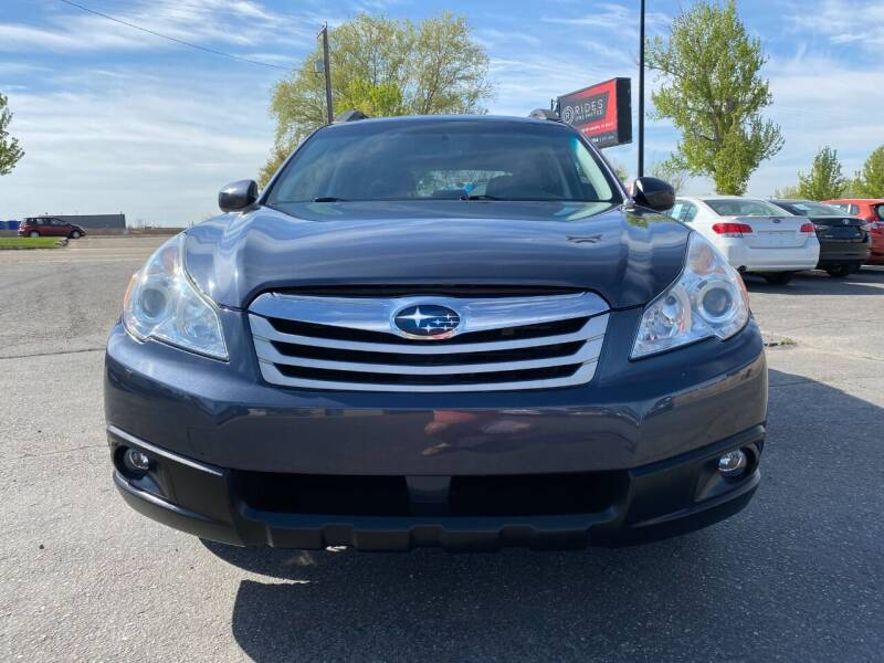 2010 Subaru Outback for sale at Rides Unlimited in Nampa ID