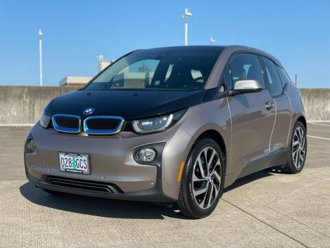 2014 BMW i3 for sale at Rave Auto Sales in Corvallis OR