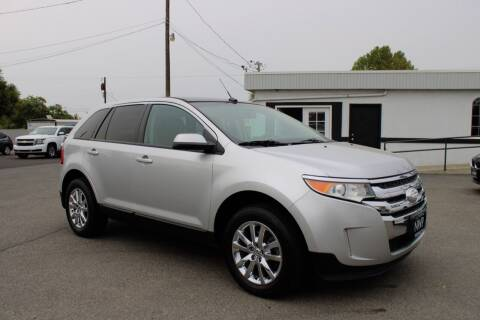 2012 Ford Edge for sale at Northwest Premier Auto Sales in West Richland WA