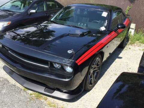 2012 Dodge Challenger for sale at Plymouthe Motors in Leominster MA