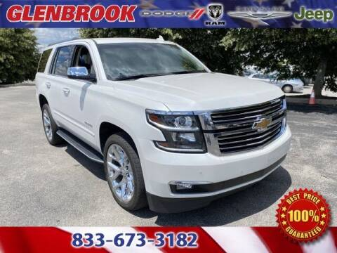 2018 Chevrolet Tahoe for sale at Glenbrook Dodge Chrysler Jeep Ram and Fiat in Fort Wayne IN