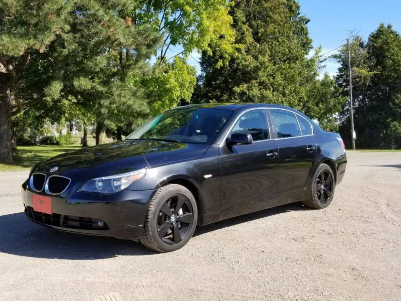 2006 BMW 5 Series for sale at Mechanical Services Inc in Oshkosh WI