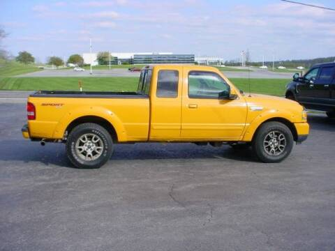 2008 Ford Ranger for sale at Westview Motors in Hillsboro OH