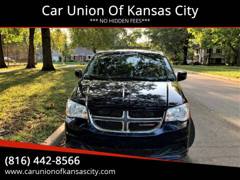 2014 Dodge Grand Caravan for sale at Car Union Of Kansas City in Kansas City MO