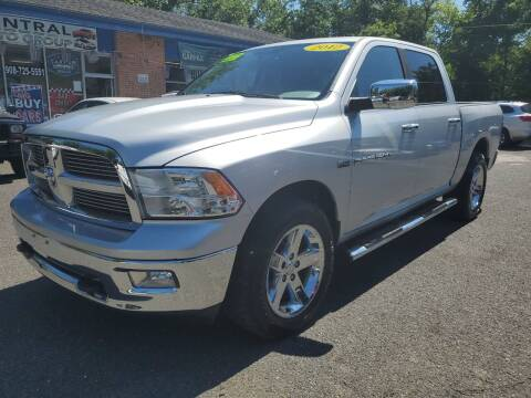 2012 RAM Ram Pickup 1500 for sale at CENTRAL AUTO GROUP in Raritan NJ