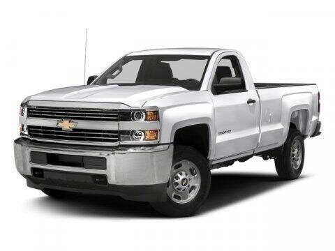 2017 Chevrolet Silverado 2500HD for sale at J T Auto Group in Sanford NC