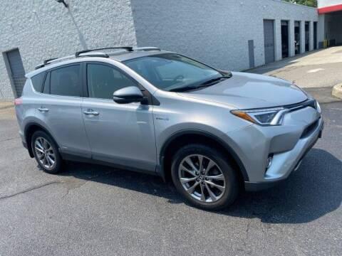 2017 Toyota RAV4 Hybrid for sale at Car Revolution in Maple Shade NJ