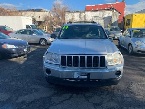 2006 Jeep Grand Cherokee for sale at 77 Auto Mall in Newark NJ
