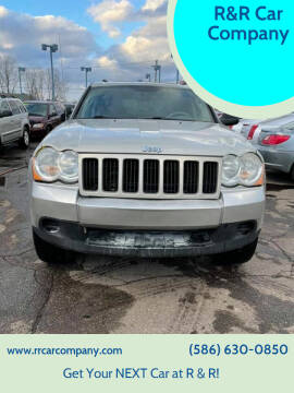 2009 Jeep Grand Cherokee for sale at R&R Car Company in Mount Clemens MI