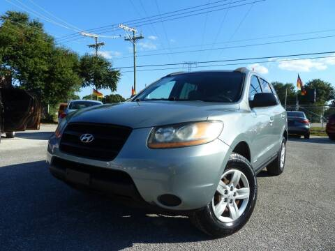 2009 Hyundai Santa Fe for sale at Das Autohaus Quality Used Cars in Clearwater FL