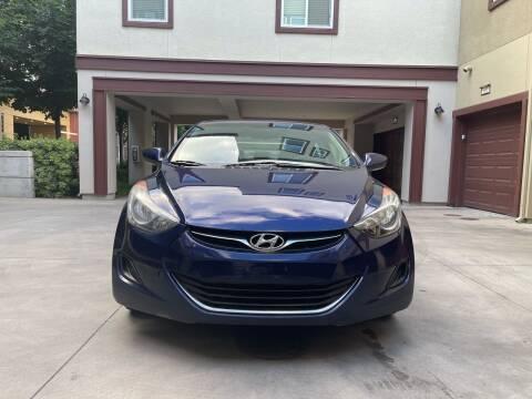 2013 Hyundai Elantra for sale at Ronnie Motors LLC in San Jose CA