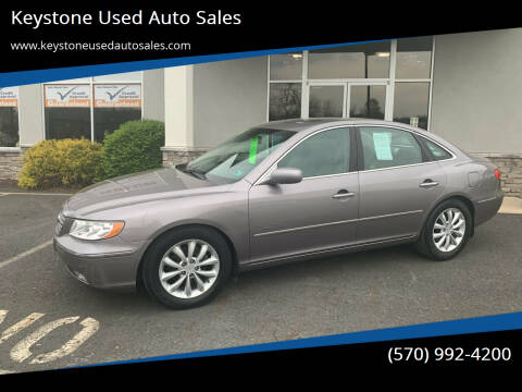 2006 Hyundai Azera for sale at Keystone Used Auto Sales in Brodheadsville PA