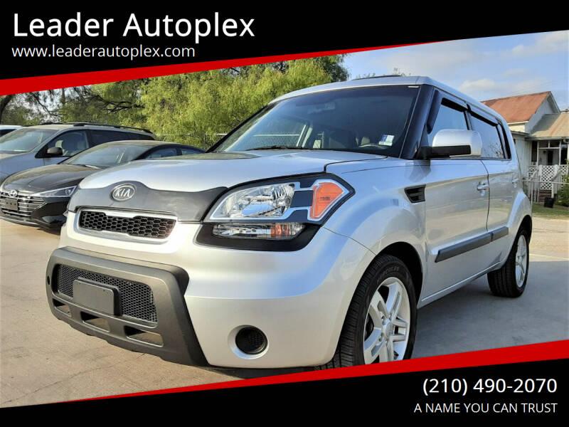 2011 Kia Soul for sale at Leader Autoplex in San Antonio TX