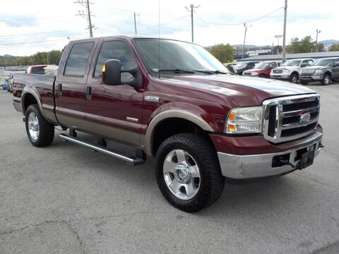 2007 Ford F-250 Super Duty for sale at C & C MOTORS in Chattanooga TN