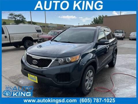 2011 Kia Sorento for sale at Auto King in Rapid City SD