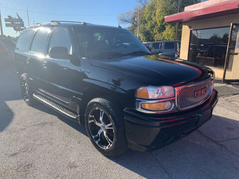 2004 GMC Yukon for sale at New To You Motors in Tulsa OK