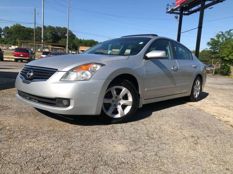 2008 Nissan Altima for sale at Atlas Auto Sales in Smyrna GA
