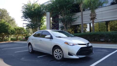 2017 Toyota Corolla for sale at Precision Auto Source in Jacksonville FL