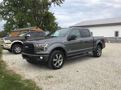 2017 Ford F-150 for sale at CMC AUTOMOTIVE in Roann IN