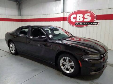 2017 Dodge Charger for sale at CBS Quality Cars in Durham NC