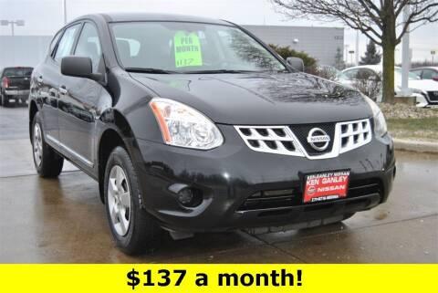 2013 Nissan Rogue for sale at Ken Ganley Nissan in Medina OH