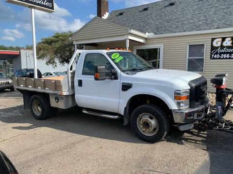 2010 Ford F-350 Super Duty for sale at G & G Auto Sales in Steubenville OH