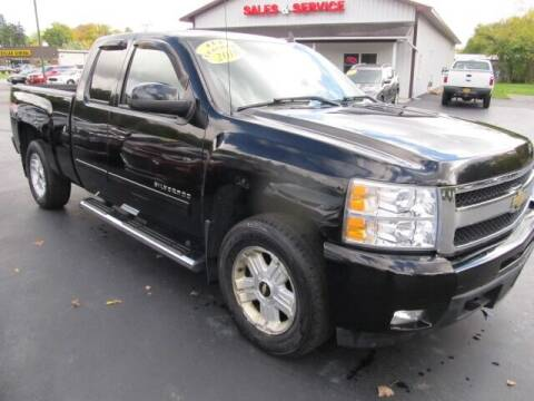 2010 Chevrolet Silverado 1500 for sale at Thompson Motors LLC in Attica NY