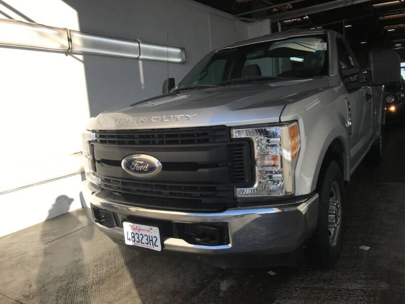 2017 Ford F-250 Super Duty for sale at San Jose Auto Outlet in San Jose CA