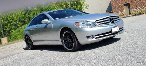 2008 Mercedes-Benz CL-Class for sale at CU Carfinders in Norcross GA