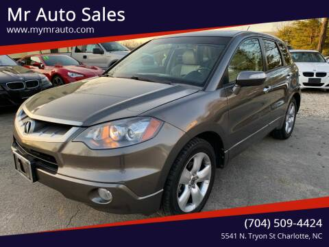 2008 Acura RDX for sale at Mr Auto Sales in Charlotte NC
