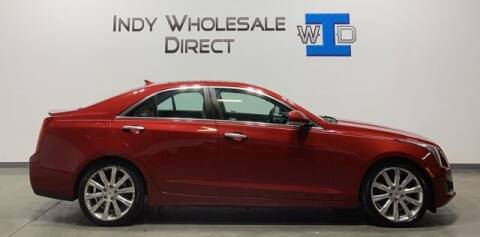 2013 Cadillac ATS for sale at Indy Wholesale Direct in Carmel IN