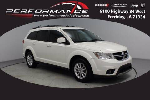 2013 Dodge Journey for sale at Auto Group South - Performance Dodge Chrysler Jeep in Ferriday LA