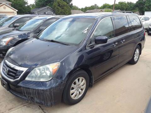 2008 Honda Odyssey for sale at Auto Haus Imports in Grand Prairie TX