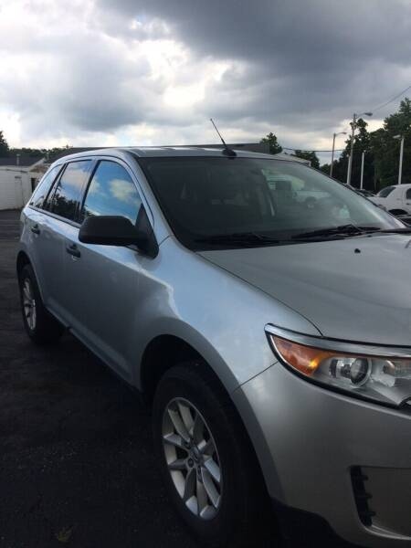 2013 Ford Edge for sale at Mike Hunter Auto Sales in Terre Haute IN