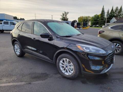 2021 Ford Escape for sale at Frenchie's Chevrolet and Selects in Massena NY