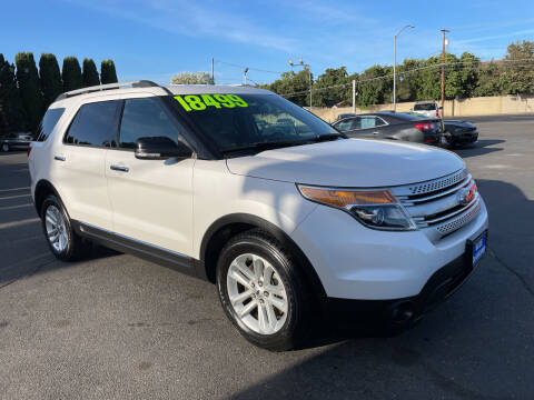 2014 Ford Explorer for sale at Blue Diamond Auto Sales in Ceres CA