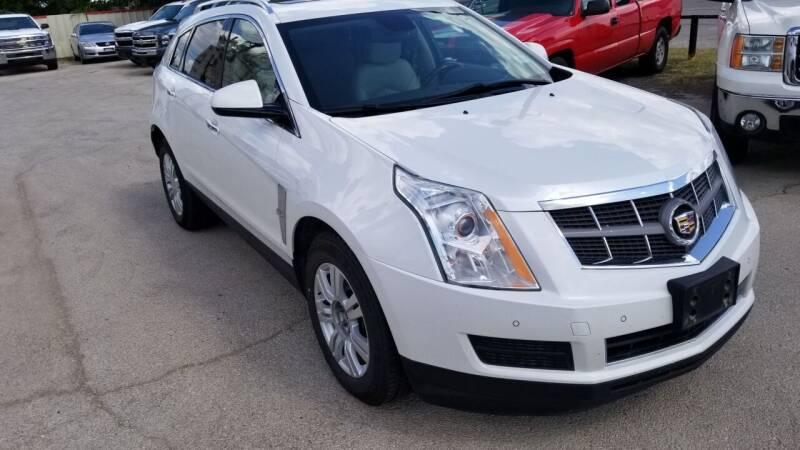 2011 Cadillac SRX for sale at Key City Motors in Abilene TX