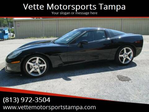 2005 Chevrolet Corvette for sale at Auto Liquidators of Tampa in Tampa FL