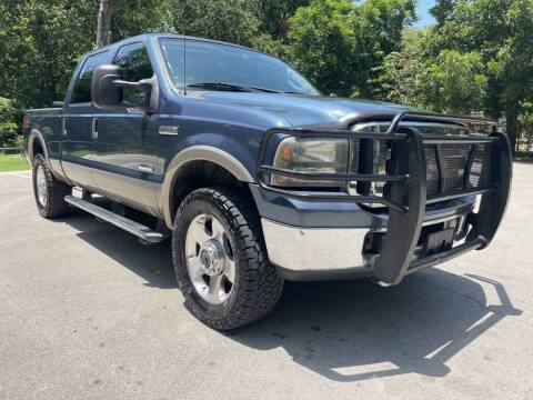 2007 Ford F-250 Super Duty for sale at Thornhill Motor Company in Lake Worth TX